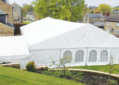 countryside marquee hire