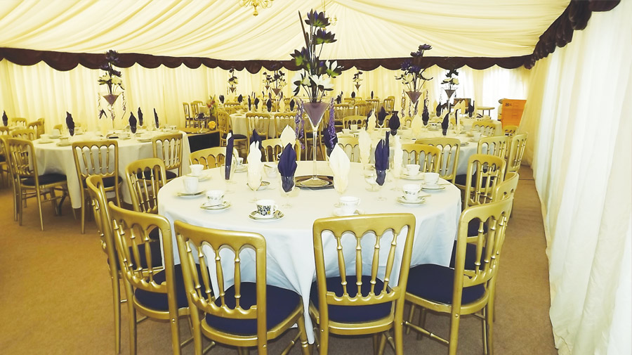 Marquee hire lighting yorkshire maharaja marquees marquee hire yorkshire lighting arrangements are key to setting the atmosphere you require from conference and corporate events through to weddings and junglespirit Gallery