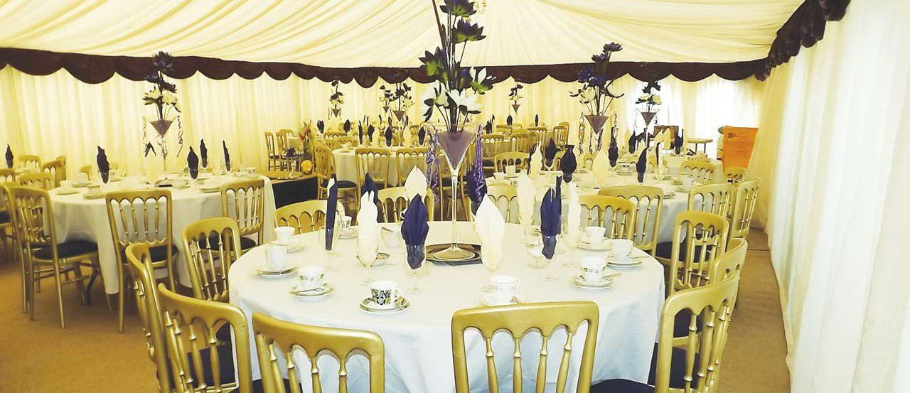 Marquee Venue Wedding Hire West Yorkshire Maharaja Marquees