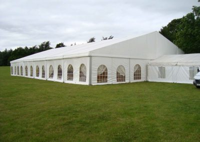 large party marquee